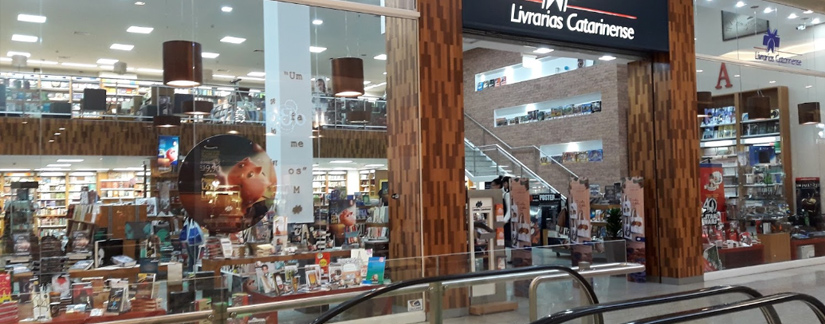 Livrarias Catarinense - Continente Shopping