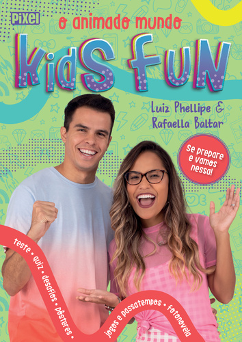 O animado mundo Kids Fun - capa4